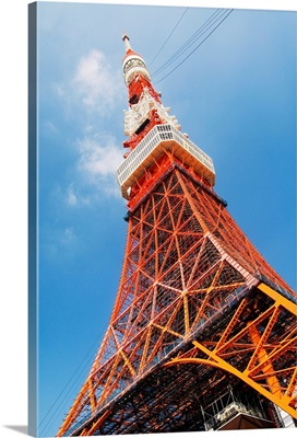 Japan, Tokyo, Tokyo Tower