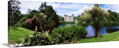 Johnstown Castle, County Wexford, Ireland, 19Th Century Castle