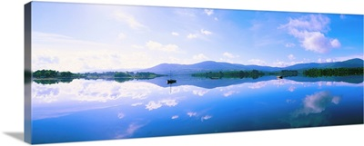 Kenmare Bay, Dunkerron Islands, Co Kerry, Ireland, Reflections On The Water