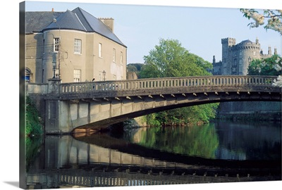 Kilkenny Castle, Kilkenny, Co Kilkenny, Ireland; 12th Century Norman Castle