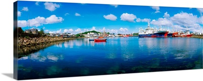 Killybegs Harbour, Co Donegal, Ireland