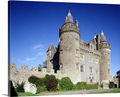 Killyleagh Castle, Co. Down, Ireland