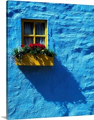 Kinsale, Co Cork, Ireland, Cottage Window