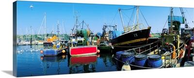 Kinsale, Co Cork, Ireland, Fishing Boats
