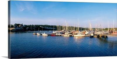 Kinsale, Co Cork, Ireland, Moored Boats