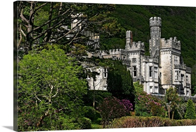 Kylemore Abbey, Connemara, County Galway, Ireland