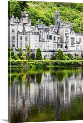 Kylemore abbey, County galway Ireland