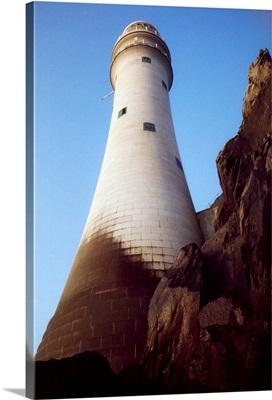 Lighthouse at Fastnet Rock, County Cork, Ireland