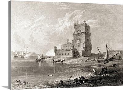Lisbon, Belem Castle