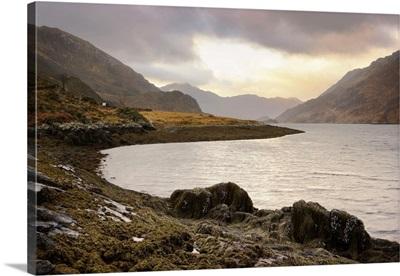 Loch Hourn, Highland, Scotland, United Kingdom