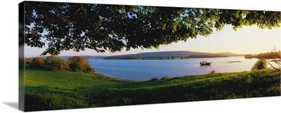 Lough Arrow, Co Sligo, Ireland; Lake In The North Of The Highland Area