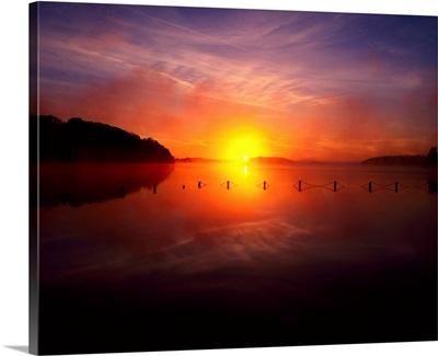 Lough Key, Doonshore, Co Roscommon, Ireland