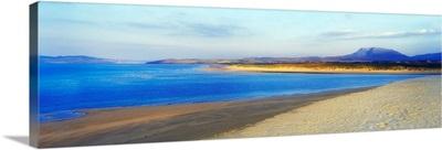 Magheraroarty, County Donegal, Ireland, Strand Of Beach