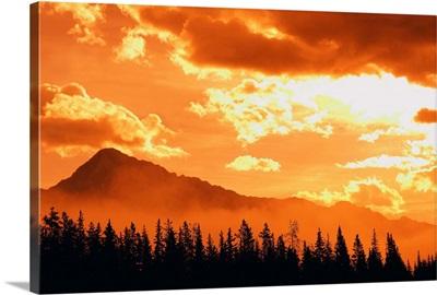 Magnificent Mountain Range