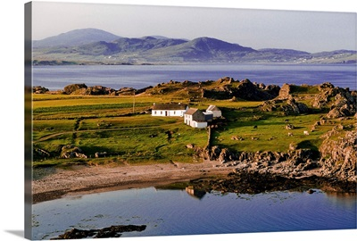 Malin Head, Co Donegal, Ireland; Most Northerly Headland Of The Mainland Of Ireland