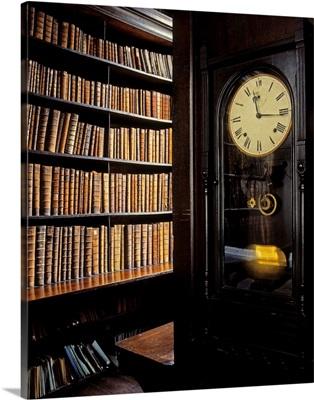 Marsh's Library, Dublin City, Ireland