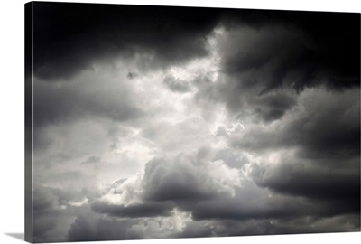 Mexico, Storm Clouds