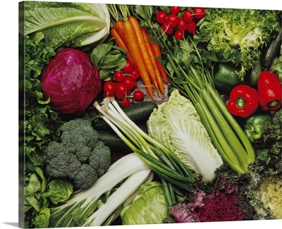 Mixed Vegetables and Produce