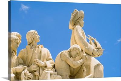 Monumento Dos Descombrimentos At Belem