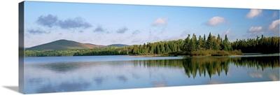 Mount Carleton Provincial Park And Bathurst Lake, New Brunswick, Canada