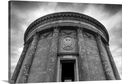 Mussenden Temple, Northern Ireland, Castlerock, County Londonderry, Ireland