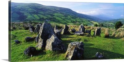 Ossian's Grave, Co Antrim, Ireland