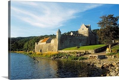 Parke's Castle, Co Leitrim, Ireland