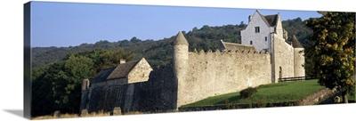 Parkes Castle, County Sligo, Ireland