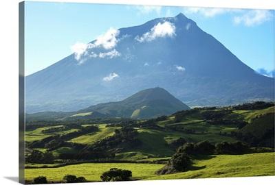 Pico mountain, Pico Island, Azores, Portugal