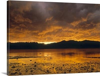 Porpoise Bay Provincial Park, Sunshine Coast, British Columbia, Canada