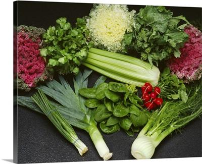 Produce, Mixed Vegetables