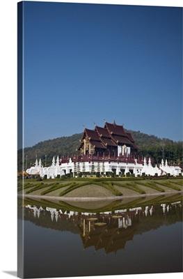 Rajapreuk Gardens, Chiang Mai, Thailand