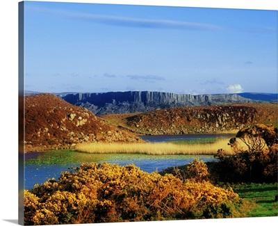 Rathlin Island, Co Antrim, Ireland; Northernmost Point Off The Coast Of Co Antrim