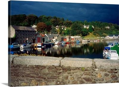 River Barrow, Graiguenamanagh, Co Kilkenny, Ireland