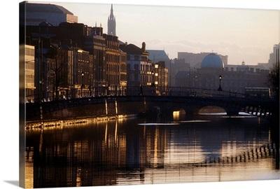 River Liffey, Dublin, County Dublin, Ireland