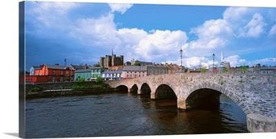 River Slaney, Enniscorthy, Co Wexford, Ireland