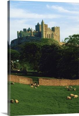 Rock Of Cashel, Co Tipperary, Ireland; Medieval Irish Castle