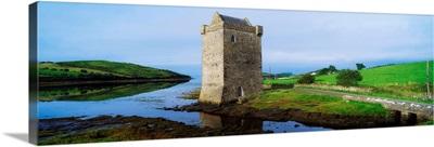 Rockfleet Castle, Clew Bay, Co Mayo, Ireland