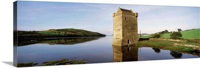 Rockfleet Castle, Clew Bay, County Mayo, Ireland