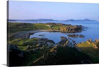 Rocks On The Coast, Malin Head, County Donegal, Republic Of Ireland
