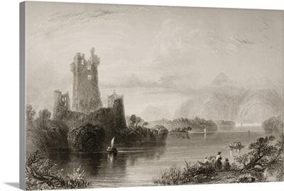 Ross Castle, County Kerry, Killarney, Ireland