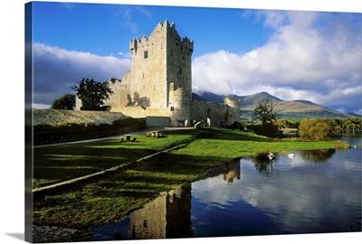 Ross Castle, Killarney, Co Kerry, Ireland