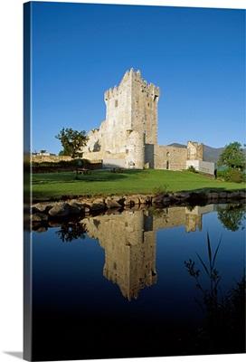 Ross Castle, Killarney, Co Kerry, Ireland; 15Th Century Castle