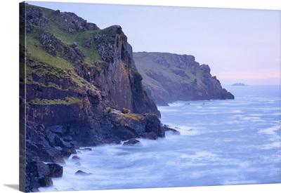 Rumps Point, Cornwall, England, United Kingdom