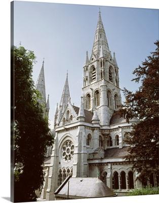 Saint Finbarre's Cathedral, Cork City, County Cork, Ireland