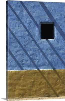 Shadow On Traditional Architecture