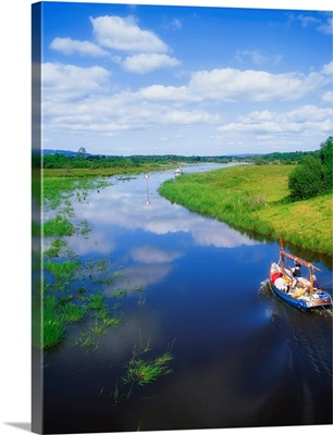 Shannon-Erne Waterway, Ballinamore-Ballyconnell Canal, Keshcarrigan, Ireland