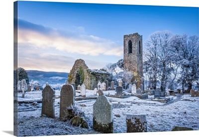 Shanrahan Church, Adrfinnan, County Tipperary, Ireland