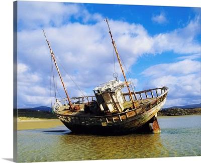 Shipwrecks, Bunbeg, Co Donegal