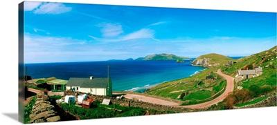 Slea Head And Blasket Islands, Dingle Peninsula, Co Kerry, Ireland
